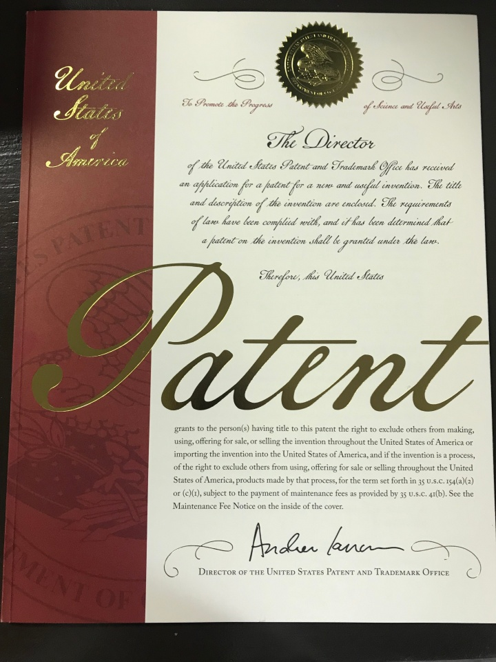 patent style